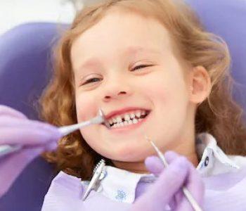 Tratamentul endodontic la dinții temporari